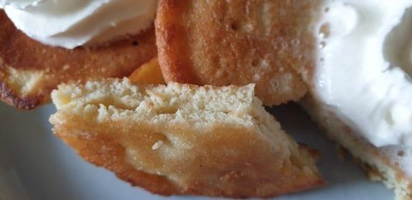 Yummy low carb pancakes