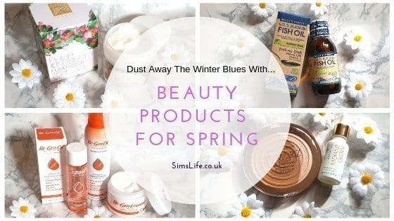 Dust Away The Winter Blues With Beauty Products For Spring