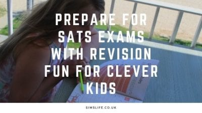 Preparing For SATs Exams With Revision Fun For Clever Kids And Giveaway