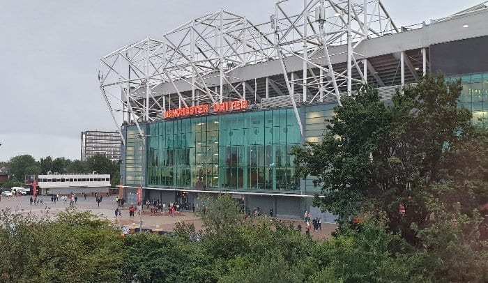 What have we been up to recently - Old Trafford
