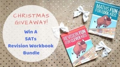 Christmas Giveaway: Win A SATs Revision Workbook Bundle