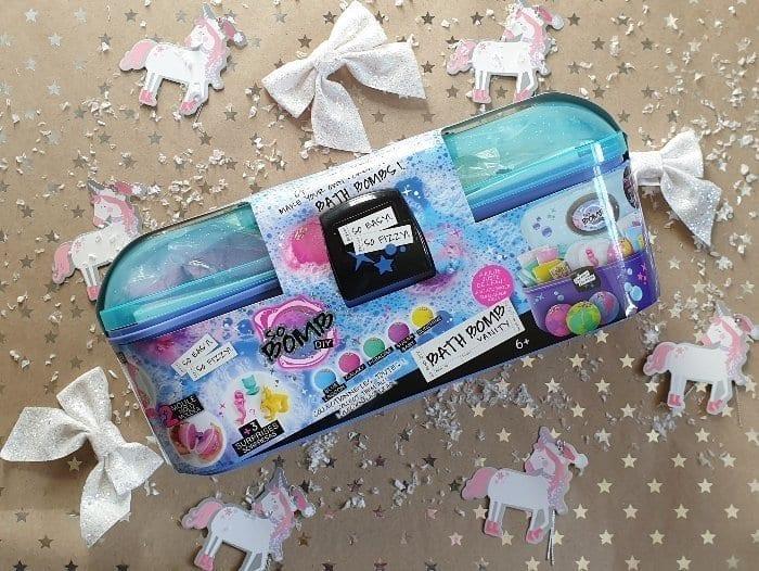 So Bath Bomb Craft Christmas Gift Idea
