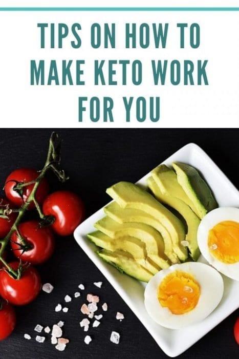 Make Keto work for you