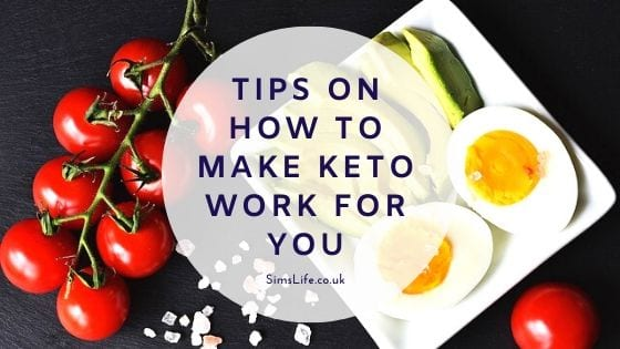 Tips On How To Make Keto Work For You