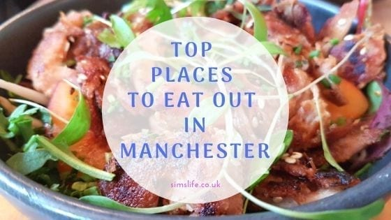 Top Places To Eat Out In Manchester