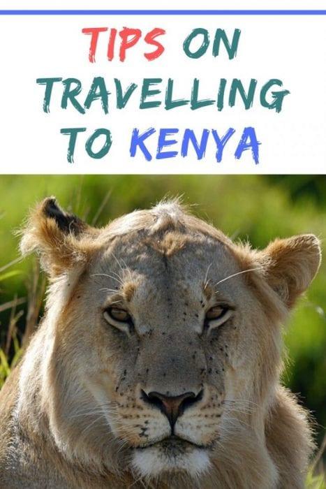 Travel to Kenya