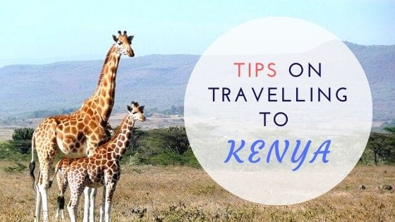 Tips On Travelling To Kenya