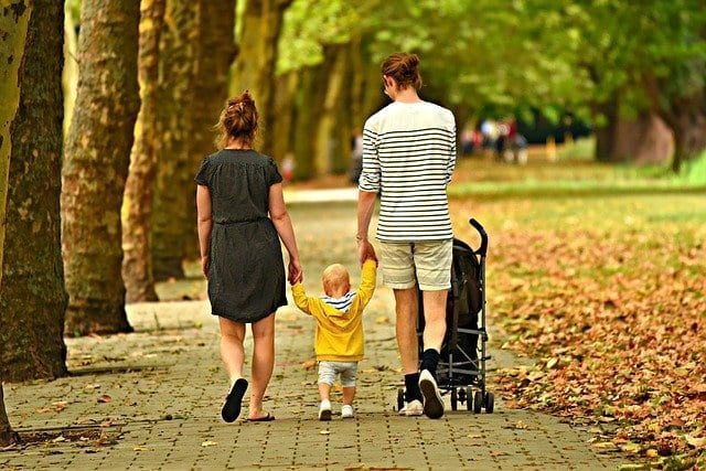 The Best Places For A Family Walk