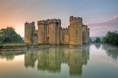 Family Days Out: Bodiam Castle