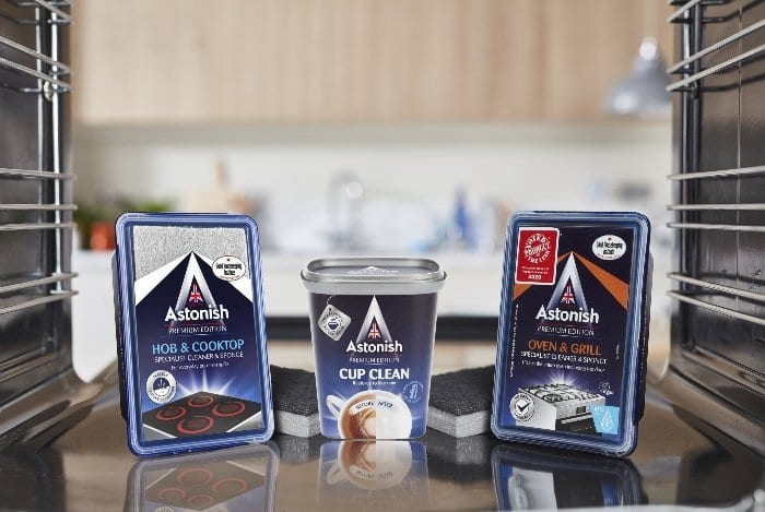 Astonish Cleaning Range Specialist Products