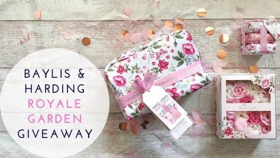 Baylis & Harding Royale Garden Giveaway