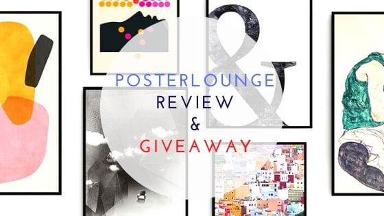 Posterlounge Review And Giveaway