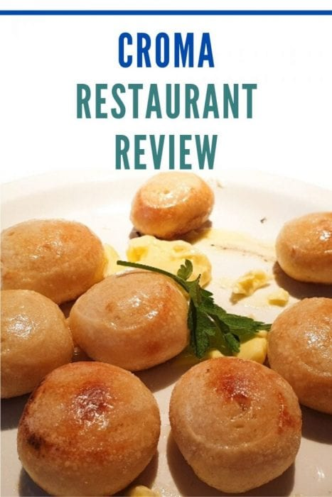 Croma Restaurant Review Manchester Pinterest