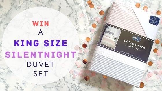 Win A Silentnight Duvet Set