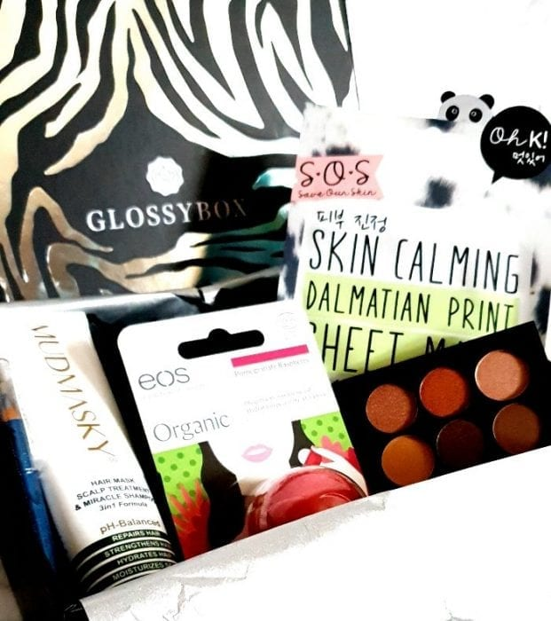 GlossyBox Lockdown Treat