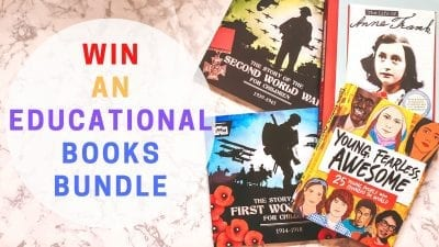 Win An Educational Books Bundle From Welbeck Publishing