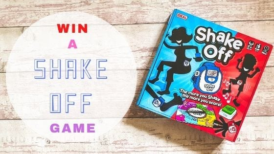 Win A Shake Off Game And Shake Off Game Review