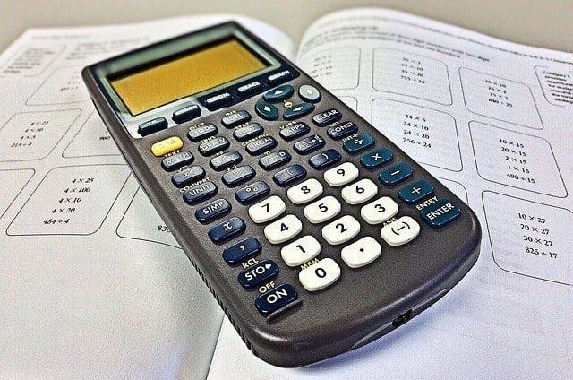 Helping with maths homework
