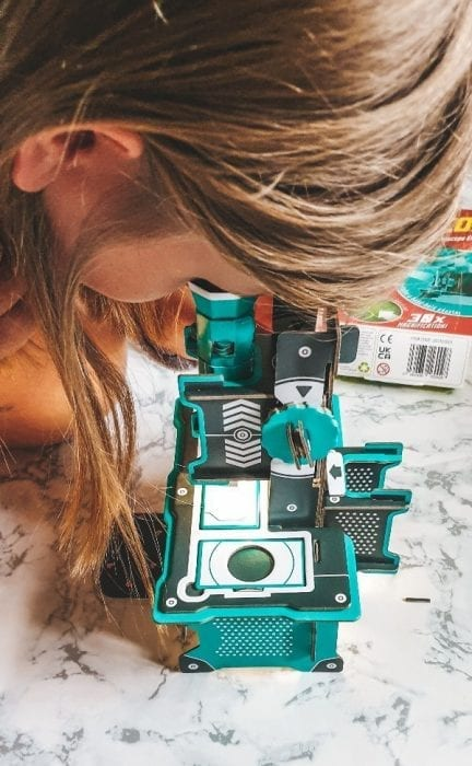 Using a Microscope