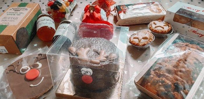 Bradfords Christmas Food Hamper