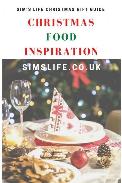 Christmas Food Inspiration Sim's Life