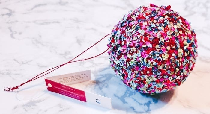 Marks and Spencer Christmas Bauble
