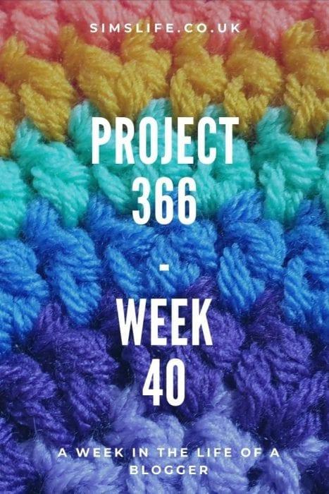 Project 366 Week 40