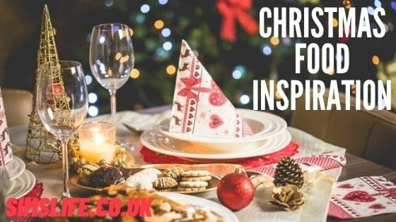 Christmas Food Inspiration – Sim's Life Christmas Guide