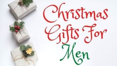 Christmas Gifts For Men Inspiration