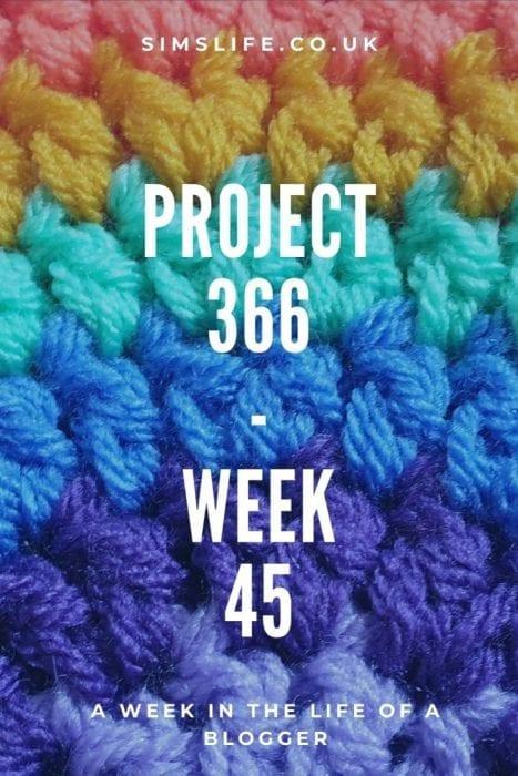 Project 366 Week 45 It's November