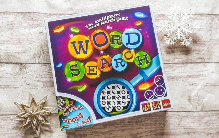 Wordsearch Game from Goliath