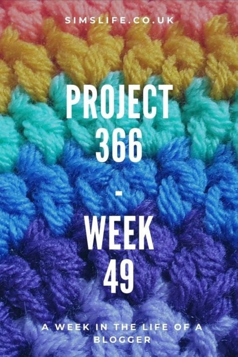 Project 366 Week 49