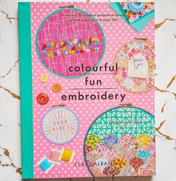 Colourful Fun Embroidery